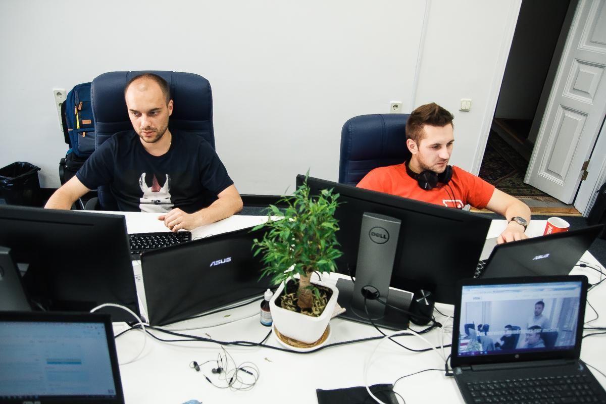 Les bureaux VIDAX